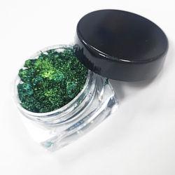 Caméléon Ocrown pigment, Effet miroir pigment, 2-4 de la poudre de changement de couleur
