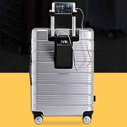 Migliore fabbrica Carry-on professionale dei bagagli del caricatore del USB di scatto di affari di modo