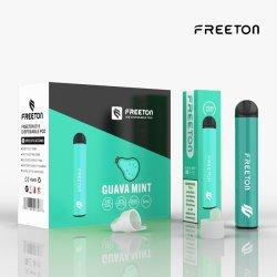 Freeton New Edition OEM/ODM 2021 Europa il più popolare 5ml 1500 Puls Ecigs monouso Commercio all'ingrosso regali di Natale