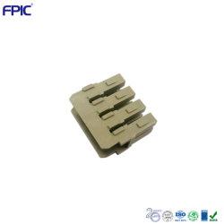 Libre de halógenos HF de plástico piezas de repuesto de alta calidad del sistema eléctrico de la UE de inyección de PBT Hardwares