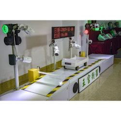 A SCS-100 eletrônico digital não tripulado máquina automática da escala de pesagem