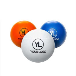 Promoción pelota Anti Estrés Estrés PU redondos de juguete bola