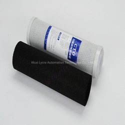 Venta caliente CTO cartucho de filtro de bloque de carbono