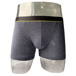 Personalizza il Boxer in maglia da uomo più popolare in cotone