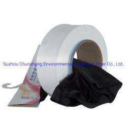 Recyclés sph 160D/72f plein terne fils élastiques pour vêtements de décisions