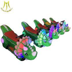 Hansel Bewegungsfahrrad mit heller Münzenkiddie-Fahrt für Kinder gehendes Donosaur Fahrspielzeug