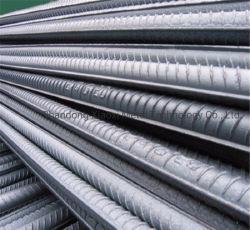 Laminato a caldo HRB335 HRB500 Medio-Alto /basso-carbonio /Lega Ordinaria bassa/Erezione /zincata Reinforance Barra in acciaio deformato per barra di costruzione forza/aggancia