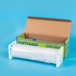 La stirata materiale del PE del pacchetto dell'alimento aderisce pellicole dell'involucro