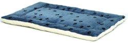 Lavable y caja fuerte Secador de pelo sintético cama Pet
