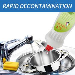 1000ml OEM de het Krachtige Dishwashing van de Verwijdering van het Vet Detergens/Vloeistof van de Zeep voor het Schoonmaken van de Keuken