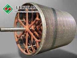 Produzione pasta di carta stampaggio cilindro acciaio inox / Molde De Cilindro De Acero inossidabile