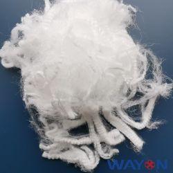 مواد بيضاء مادة كيميائية 100% تيفلون ألياف دبوس