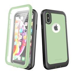 Vendas quente Full-Body Ultra Caixa protectora com tampa do protector de ecrã para iPhone