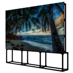 Androïde Adverterende Speler LCD van de Vatting van 46 Duim Uiterst dunne VideoMuur die LCD van het LEIDENE van de Speler van de Reclame VideoMuur van de Vertoning Backlit e- Document adverteren
