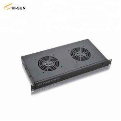 19 pollici Installazione standard 1u Switch Control Fan Units 120*120*38 1,9 m lunghezza 100-231 V/50 Hz