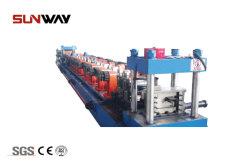 Austauschveränderbare C U Z Purlin-Rolle, die Maschine, des c-Kapitel-Kanal-U Form-Rolle Lippendes kanal-Z bildet Maschine bildet