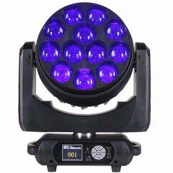 2019 Nuevo producto! Alto brillo 12X 40W LED de control DMX de la luz de efecto de iluminación de DJ Club
