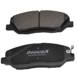 Gdb3418 D1202 고품질 자동 스래 부품 세라믹 디스크 브레이크 기아 현대를 위한 패드