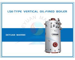 Lsk-Tipo marino caldaia a petrolio verticale