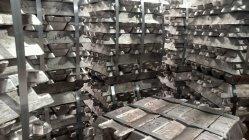 Standard nazionale lingotto in alluminio puro ad elevata purezza 99.7%, 99.85%, 99.9%