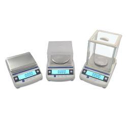 Bilancia da laboratorio ad alta precisione 0,001 g con carico HBM Cella