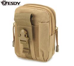 [10-كلورس] عسكريّ جار [ويست بلت] كيس محفظة متحرّك [سلّ فون] حقيبة تكتيكيّ وسط حقيبة