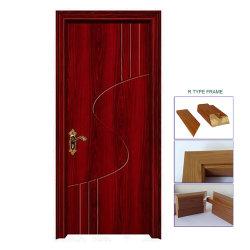 La Puerta de ducha de la puerta de PVC fabricado en China