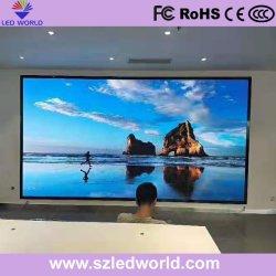 Для использования вне помещений / для использования внутри помещений в аренду пиксела 3,91 светодиодный экран для рекламы