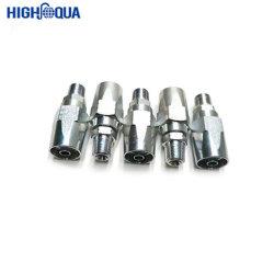 Giunture idrauliche del tubo flessibile di pezzo fucinato caldo dell'acciaio inossidabile del acciaio al carbonio per il collegamento di tubo