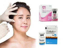 Anti Wrinkle esthétique Lyophile Meditoxine poudre acide hyaluronique Botox injection