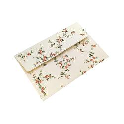 カスタム印刷ギフト包装カードボード用紙封筒