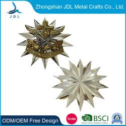 Professional Customized Nickel Plated Metal Cartoon Pins Badge (014)
