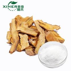 Alimentação de fábrica Resveratrol Polygonum Cuspidatum Extraia em pó