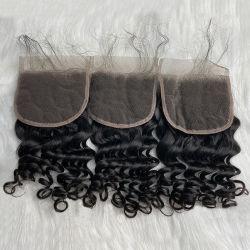 أنجيلبيلا ديب ويف 4X4 لاس إغلاق أمامي فيرجين البرازيلي شعر النساء السود