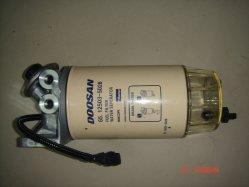 Separatore acqua elemento filtro carburante motore Doosan per Daewoo Bus Parti