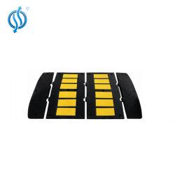 أجهزة تهدئة حركة المرور من المطاط السرعة للبيع