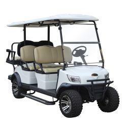 De hautes performances 4 places levée électrique Chariot de golf voiturette de golf (DH-M4+2)