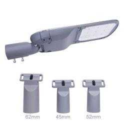 조정가능한 각 옥외 주차장 간선 도로 공도 점화를 위한 방수 IP66 150lm/W 50W-150W 에너지 절약 LED 거리 도로 램프
