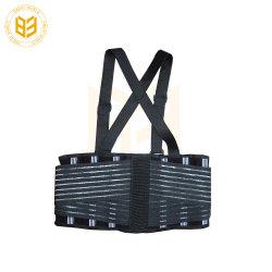背部波カッコの網の通気性の調節可能なウエストサポートベルト