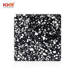 Kkr Lavabo Lavabo lavabo de la résine acrylique Surface solide à Dubaï (SS20011534)