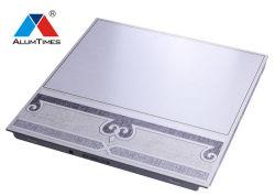 300*300mm hanno impresso le mattonelle di alluminio quadrate domestiche false del soffitto di Deco, di piastra metallica