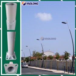 alluminio resistente LED palo chiaro del vento di 7m per illuminazione della via