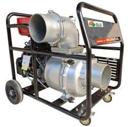 Especial para o controle de inundação 8 polegadas Potência Honda Gasolina portátil de partida elétrica da bomba de água