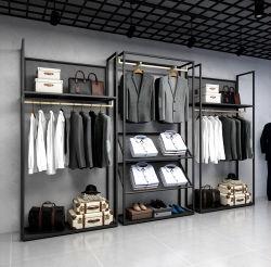 أزياء رخيصة متجر Garment عرض حامل الديكور الأثاث