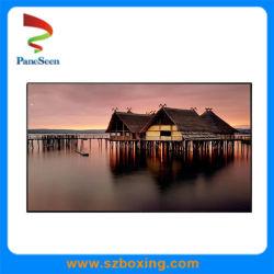 55 '' Lvds Schnittstelle TFT-LCD Fernsehapparat mit Auflösung 1920*1080 für Kiosk
