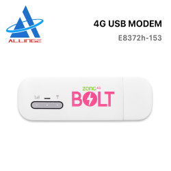 Dongle LTE 4G do router WiFi USB da nova versão LG561 Modem USB com duas portas de antena