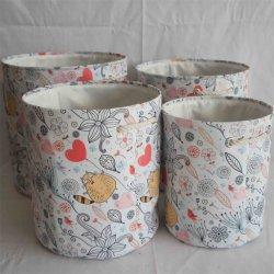 卸し売り大きいFoldableキャンバスの浴室の布の記憶の洗濯の障害