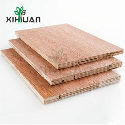 Водонепроницаемый Shuttering переработанной фанеры для строительных материалов настенной панели