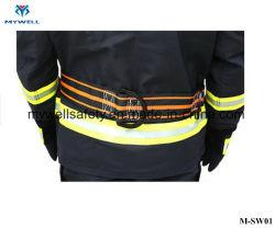 M-SW01 Harnais de sécurité de la largeur de bande 7cm pompier Ceinture de sécurité