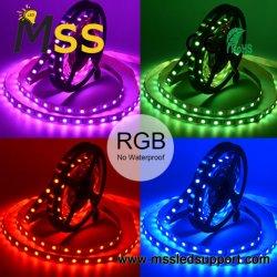 DC12V/24V RGB SMD5050 Bande LED Flexible pour le commerce de gros canal LED lumière